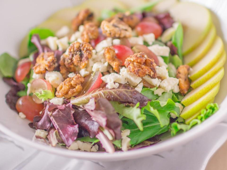 best salad del mar
